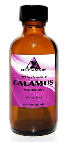 Calamus Essential Oil Aromatherapy 100% Pure 2 oz, 59 ml >>> Unbelievable  item right here! : basil essential oil