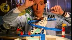 Bill Nye the Science Guy on You Tube