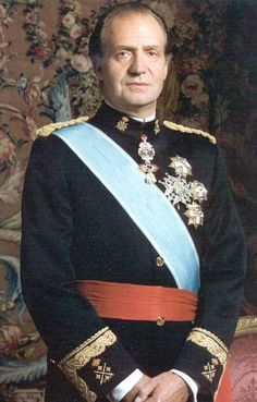 Before Francisco Franco's death in 1975, he appointed Juan Carlos I to be his successor.