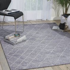 Chic and cozy Heath Brook Runner by Calvin Klein. Made with rayon fabric. Silk- like surface. Calvin Klein Rugs, Hand Weaving, Bamboo, Atlas Mountains, Surface, Smooth, Nature, Design, Products