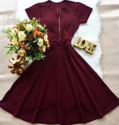 Cute Casual Outfits, Modest Outfits, Pretty Outfits, Pretty Dresses, Beautiful Dresses, Dress Outfits, Fashion Dresses, Mein Style, Aesthetic Clothes