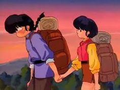 aaaahhh just love this Picture, love love love Ranma and Akane