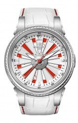#Perrelet Special Edition Turbine Helvetia A4038/1 - face view