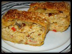 Μακαρονόπιτα σπέσιαλ | Olga's cuisine