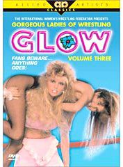 g.l.o.w. | GLOW / Gorgeous Ladies of Wrestling on DVD (Update, got this!)