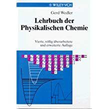 Lehrbuch Der Physikalischen Chemie Der Lehrbuch Chemie Physikalischen Lehrbuch Physikalische Chemie Chemie