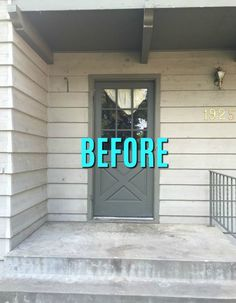 You won't believe how amazing this porch is now! | diy home decor| #homedecor |