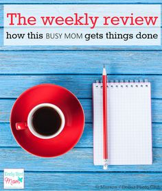 Do you ever find yourself over-scheduled and unprepared for the week ahead? Learn how to plan your week and simplify your life to stay on top of household tasks and family commitments. Collect shopping lists, to do lists, your calendar, and a planner, and get each day of the entire week mapped out at once.