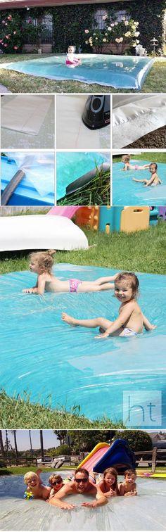 DIY Leak Proof Water Blob