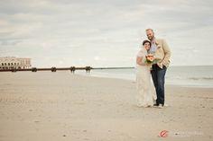 Jennifer Childress Photography | Associate Photographer | Wedding | Cape May Winery & Vineyard | Cape May, NJ | Beach Ceremony | Ocean City, NJ | Bride and Groom |   www.jennchildress.com