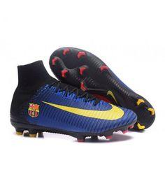 premium selection e3aad fbca4 Soldes Nike Mercurial Vapor X FG CR7 Firm-Ground Chaussure De Foot Deep  Bleu/Noir/Metallic Argent - Nike Mercurial | shoes | Pinterest | Football  boots, ...