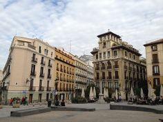Plaza de Ramales, Barrio de los Austrias. Madrid by voces, via Flickr