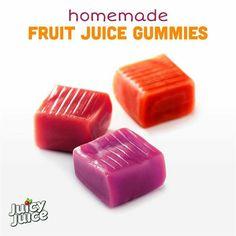Homemade gummies!