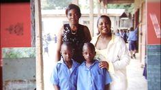 WellStar pharmacy techs help kids in Cameroon!