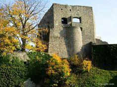 Hrad Hukvaldy(ČR) - Hradní palác