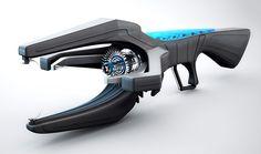 SCI-FI weapon