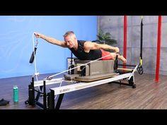 Surfer on Long Box on the Pilates Reformer - YouTube