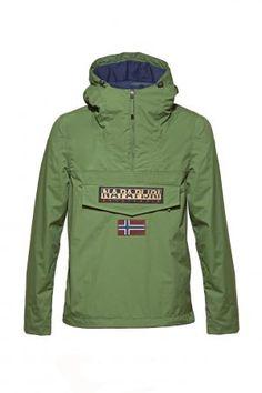 Napapijri presents Spring/Summer 2017 Collection – Rainforest jacket