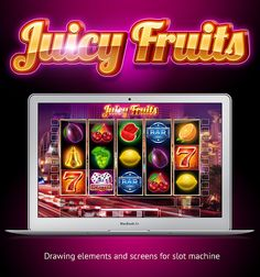 Game Juicy Fruits
