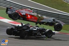 Formula 1..look out boys!