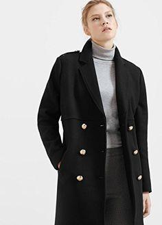 Violeta By Mango Women's Plus Size Double-Breasted Wool Coat  http://www.effyourbeautystandarts.com/violeta-by-mango-womens-plus-size-double-breasted-wool-coat/