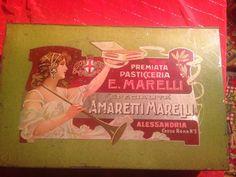 Scatola Latta- Savoia  - Antica 1930 - Marelli Da Collezione -Tin Boxes 2 • EUR 40,00