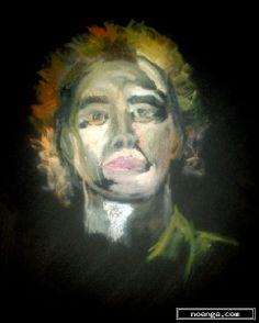 noenga.com :(c) ceren ogel  (TURKEY) :: artist :: Figure : Expressionistic : Painting : Oil :
