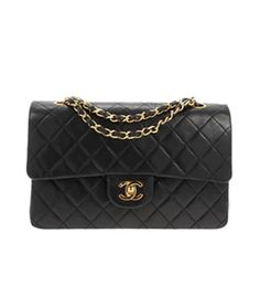 0f98f9827ea9 Chanel Quilted Bag Classic Style, Classic Fashion, Chanel Bag Classic, Who  What Wear
