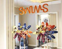 Santa Eulalia presenta una pop up #store de #calzado SWIMS
