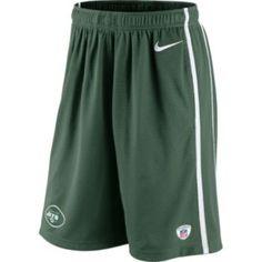 Nike New York Jets Team Issue Mesh Shorts - Men