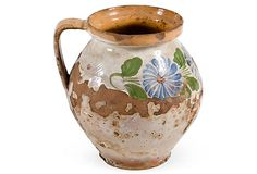 Vintage Hungarian pottery.