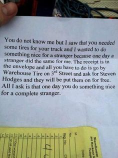 Restoring faith in humanity one random act of kindness at a time (15 Photos)