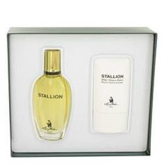 Stallion Gift Set By Larry Mahan