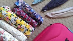 Packing a Small Suitcase - Space-Saving Tips