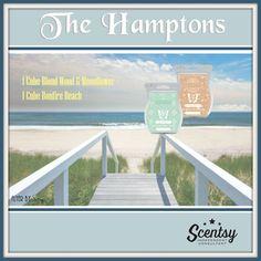 #ScentsyRecipe #ScentsyMix ##ScentsyMixology : The #Hamptons Order at Acheter.Scentsy.Fr