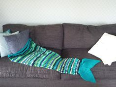 T-jonge: 1ste patroon van 2016 de Zeemeerminnestaart