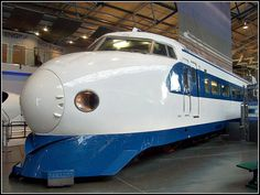 Bullet Train . by * Janets Photos *, via Flickr