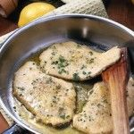 In cucina con Maddy: scaloppine di vitello alla senape