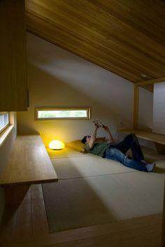 袋井の家 畳の書斎: 木名瀬佳世建築研究室が手掛けたtranslation missing: jp.style.書斎-オフィス.modern書斎&オフィスです。
