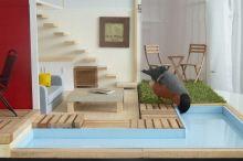 Clas Ohlson Luxury Birdhouse by Steve Hayward at Coroflot.com