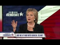 One Day After Paris Attacks, Hillary Refused To Use The Term 'Radical Islam' | Now The End Begins