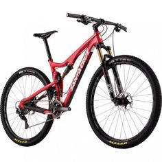 Santa Cruz Tallboy Carbon CC XTR Complete Mountain Bike - 2016