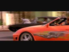 Fast and Furious 1 2 3 4 ( High Speed Chase video and lyrics fast five s...