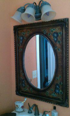 Bathroom Ideas On Pinterest Oval Mirror Bathroom And Beautiful Bathrooms