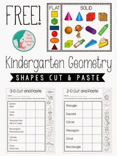 Kindergarten Geometr