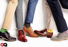 GQ- men socks - colorful socks