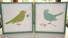 Another way to do the Ballard birds previously pinned