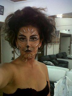 Maquille de tigre