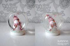 bolas de nieve snowballs diy niños kids children snowman muñeco de nieve miraquechulo