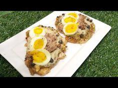 لحمة التن التونسية من وصفات رمضان - YouTube Tunisian Food, Ramadan, Main Dishes, Breakfast, Youtube, Meat, Chicken, Bon Appetit, Recipes